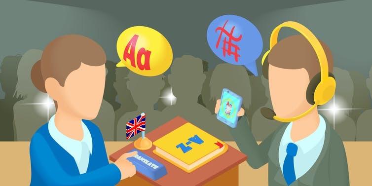 حاجة المترجمين الفوريين الملحة للبحث عن أفضل العادات المهنية